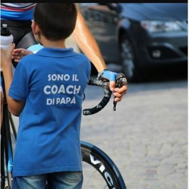 Grazie per la fiducia a Papà Livio ed al piccolo Luca Raggino - I Giochi della Gentilezza